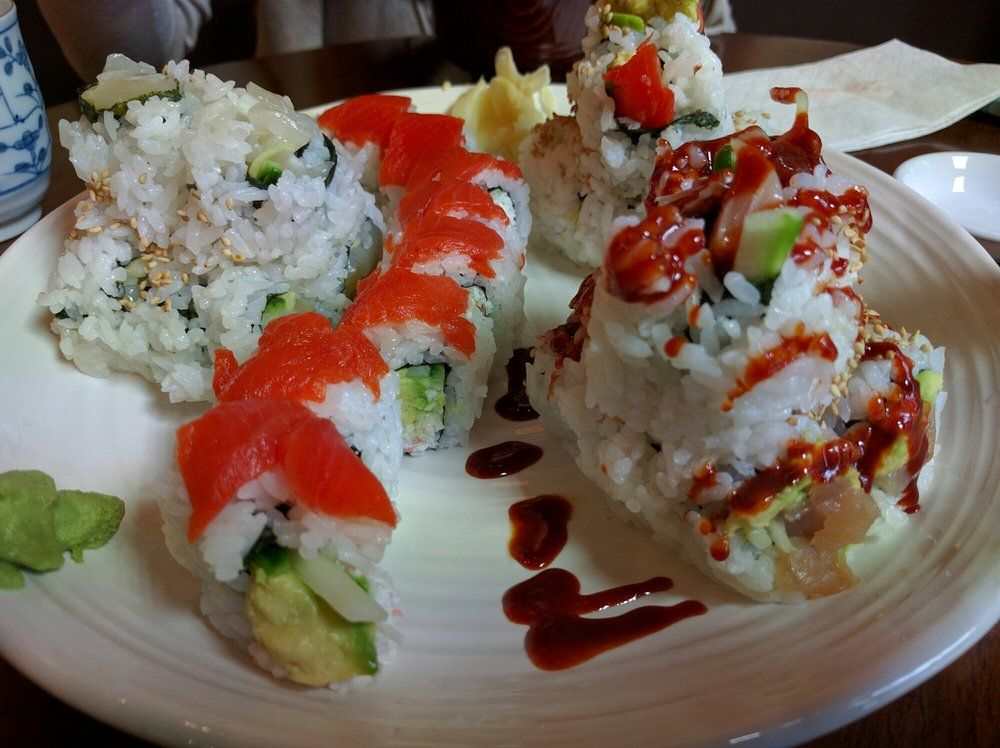 Where to find the best sushi in #BurnabyBC