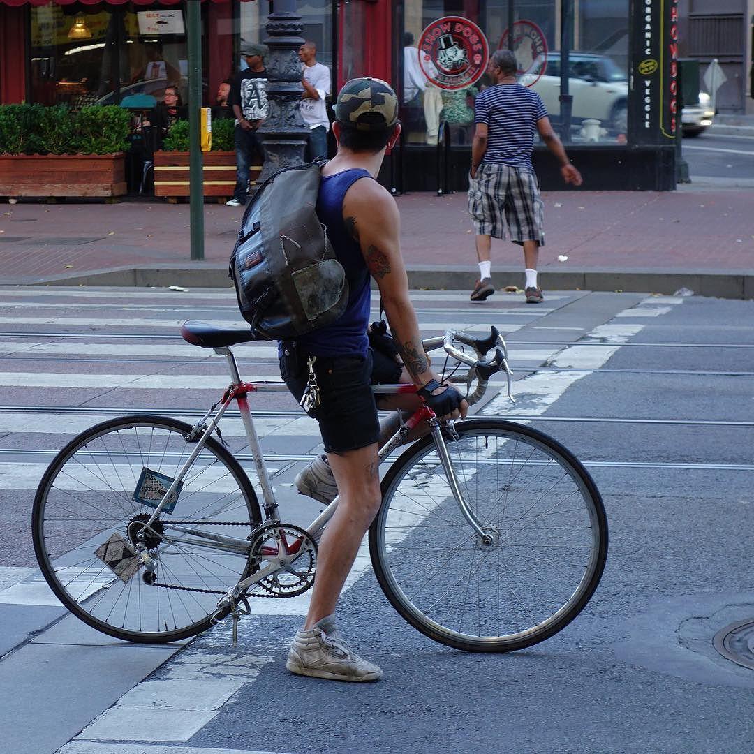 #サンフランシスコ #カリフォルニア #自転車 #bicycle #california #sanfrancisco #town #photo #photography #photooftheday #nice #cool
