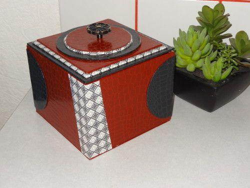 Paper Decorative Boxes Brilliant Boitejosette3  #crafts#diy#art#paper#boxes#mosaic#holiday Review