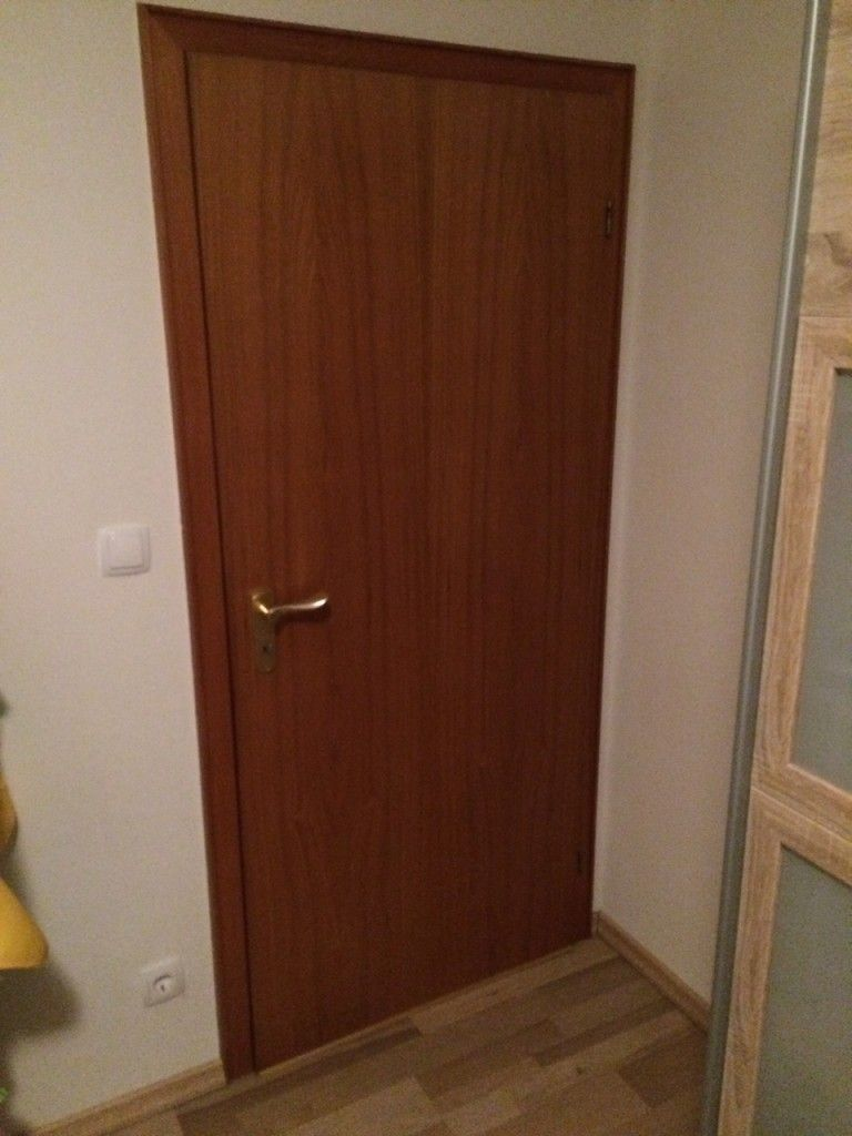 t ren weiss streichen h uschen in 2019 paint doors. Black Bedroom Furniture Sets. Home Design Ideas