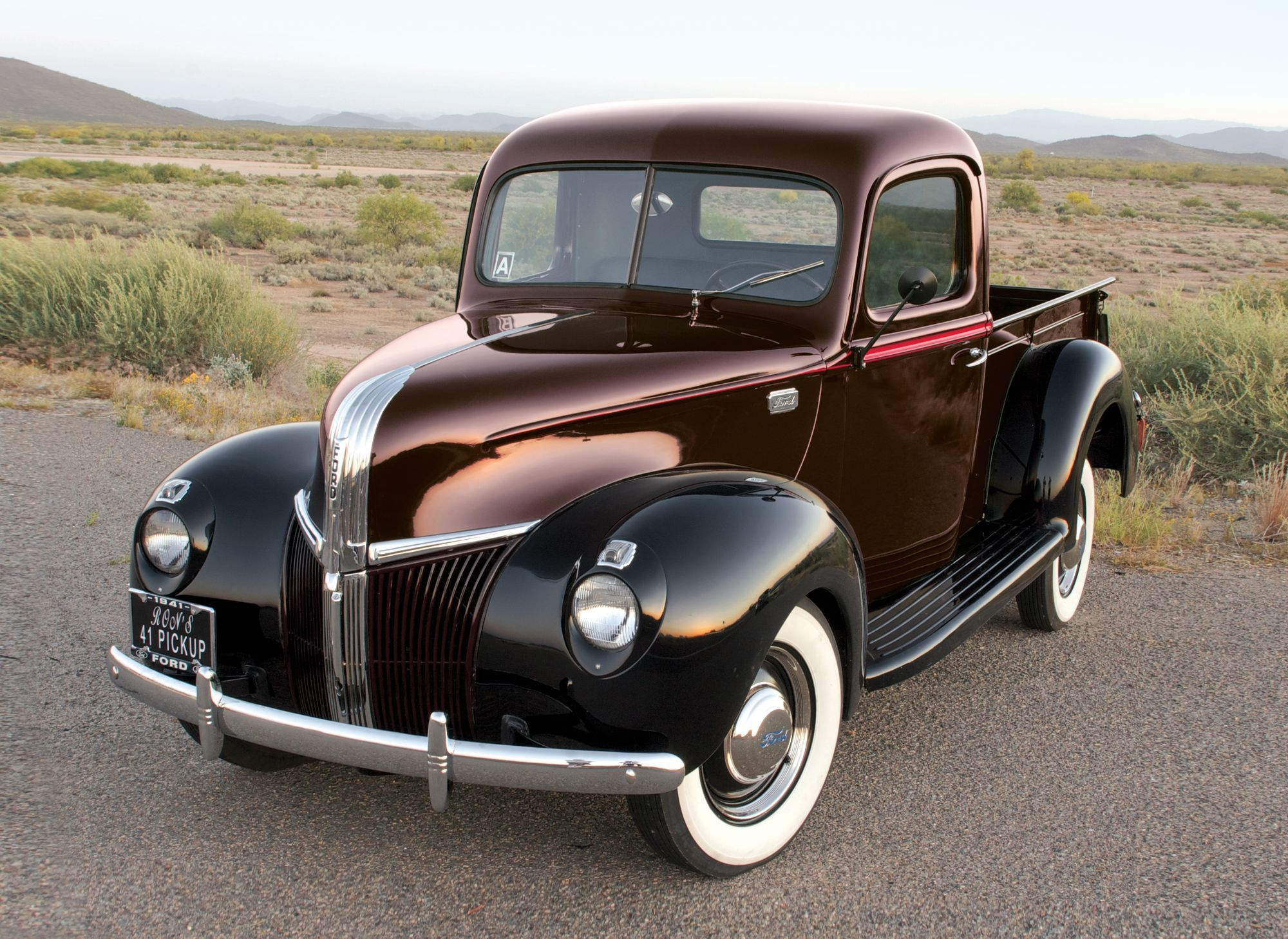 Ron Jensen 1933 2012 Cars Pinterest Trucks And Ford 1950 Hudson Wiring Diagram 1941fordpickup 02 2000