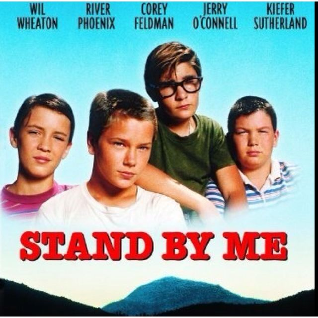 If U Have Not Seen It Rent It Classic Stand By Me I Movie Streaming Movies