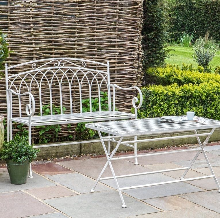 Add a classical touch to any outdoor space with our