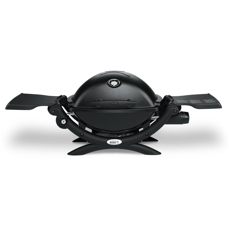 Weber Q 1200 Portable Propane Gas Grill Black 51010001 Products In 2019 Portable Grill Propane Gas Grill Portable Gas Bbq