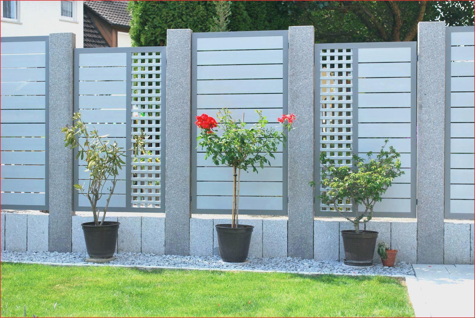 Garten Design 25 Luxus Sichtschutz Terrasse Modern O82p