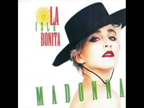 Madonna La Isla Bonita Rhoowax Re Edit