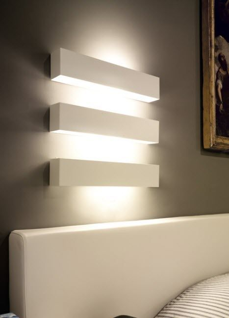 applique a muro bedside table pinterest beleuchtung. Black Bedroom Furniture Sets. Home Design Ideas
