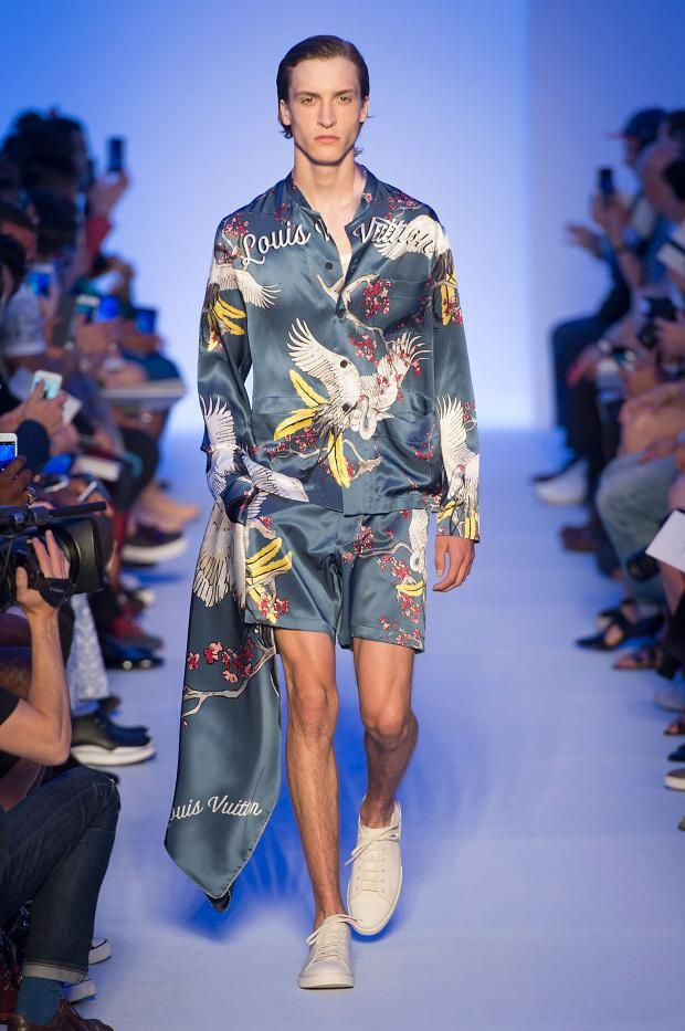 5a99450dc91 Louis Vuitton Spring / Summer 2016 men's | Style | Fashion, Louis ...