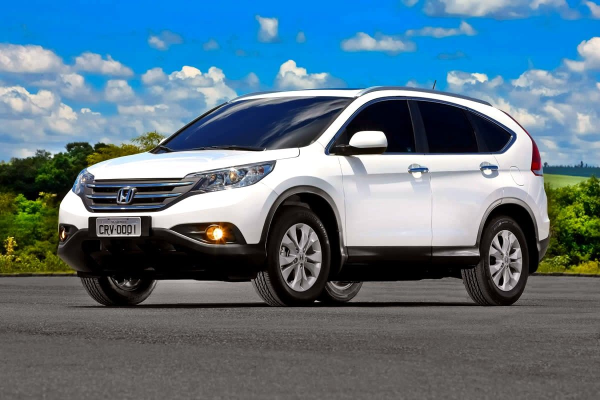 2015 honda cr v is an suv type car with a well liked
