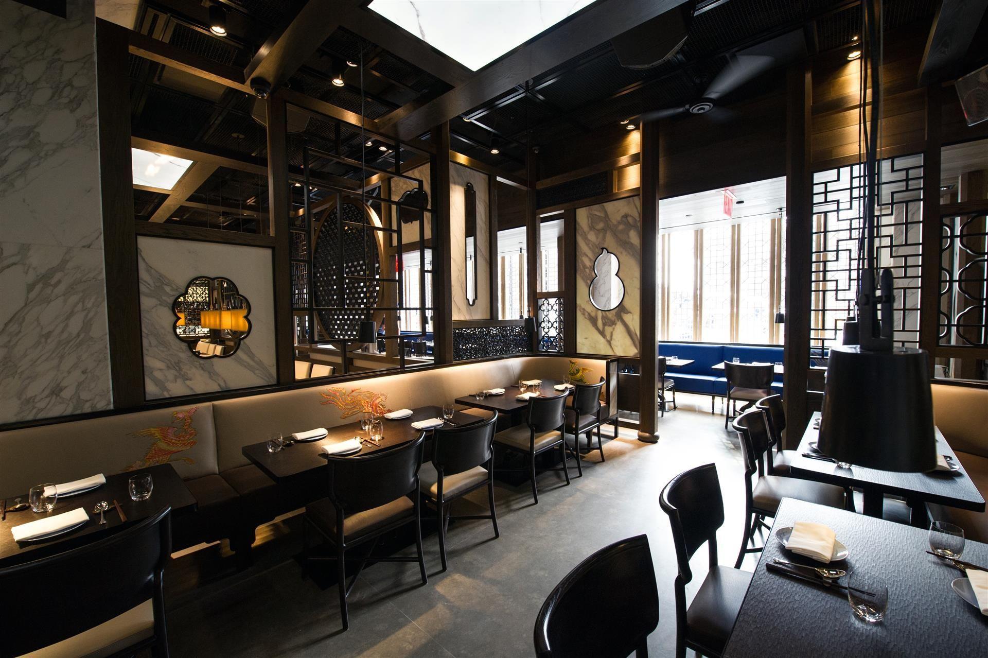 Gilles boissier 2012 hakkasan new york restaurant - Chinese restaurant interior pictures ...