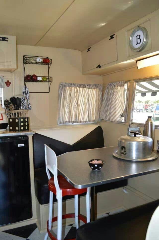 Small Camper Remodel Vintage Caravans