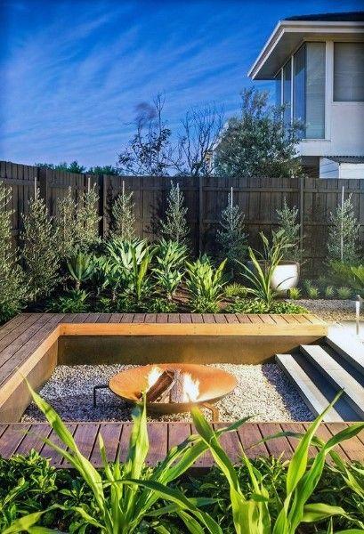 Top 60 Best Fire Pit Ideas – Heated Backyard Retreat Designs
