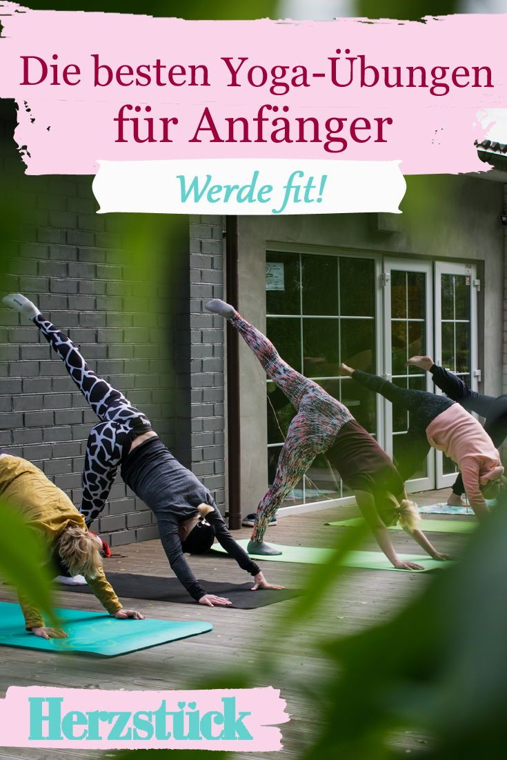 Photo of Mit diesen einfachen Übungen kann jeder Yoga lernen