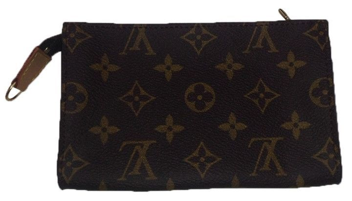 Cosmetic Pouch Flat Clutch Pochette – Bagriculture