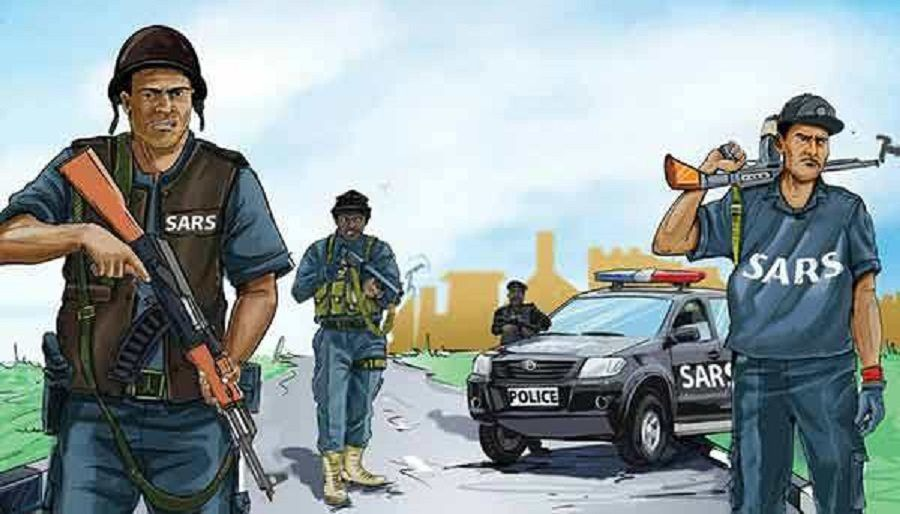 Iphone Is Now A Crime In Nigeria Says Sars End Special Anti Robbery Squad Melody Jacob Sars Nigeria Nigerianm Police Police Officer Requirements Robbery