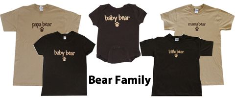 Bear Family - Myah and Me