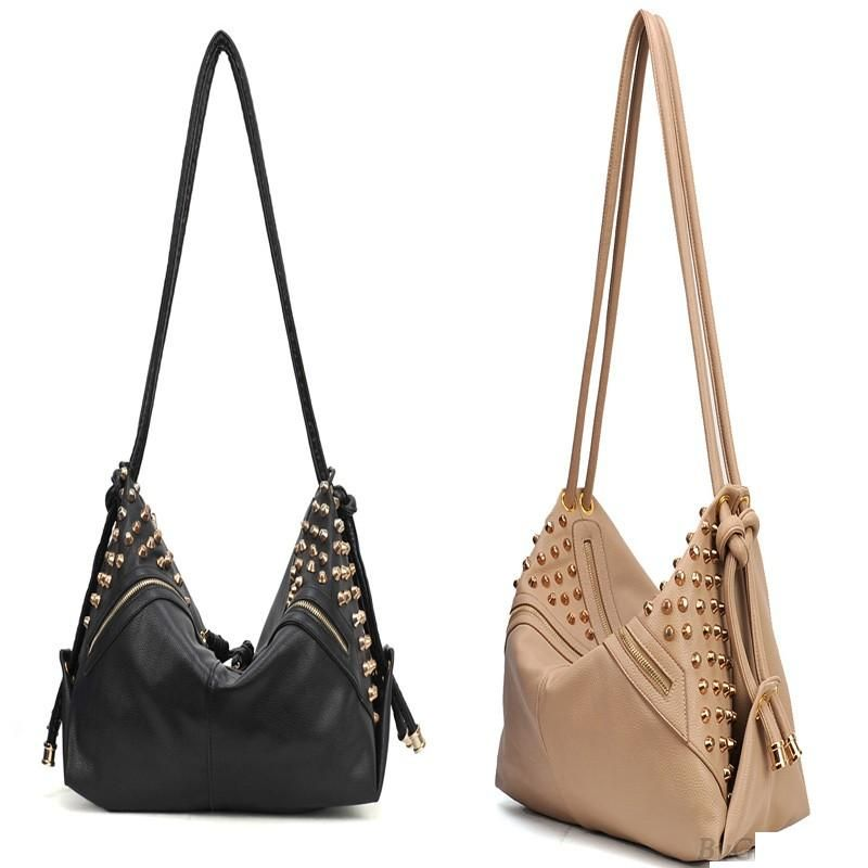 1 black and skin color shoulder bag | Bags I love | Pinterest ...