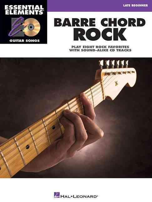 Barre Chord Rock: Late Beginner | Guitar Lessons | Pinterest | Rock ...