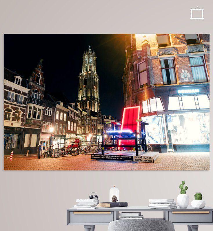 Rietveld Utrecht Stoel Te Koop.Gloed Foto S Utrecht Kopen Blauwe Stoelen