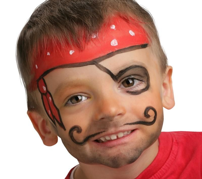 Grimtout maquillage l 39 eau petit pirate tapes deguisement pinterest enfants - Maquillage simple enfant ...