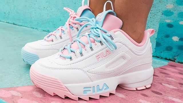 Fila Disruptor 2 x Atipici Sneakers