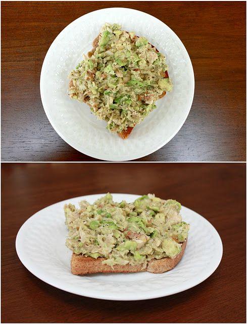 Healthy Tunafish sandwich | Food, Recipes, Savoury food