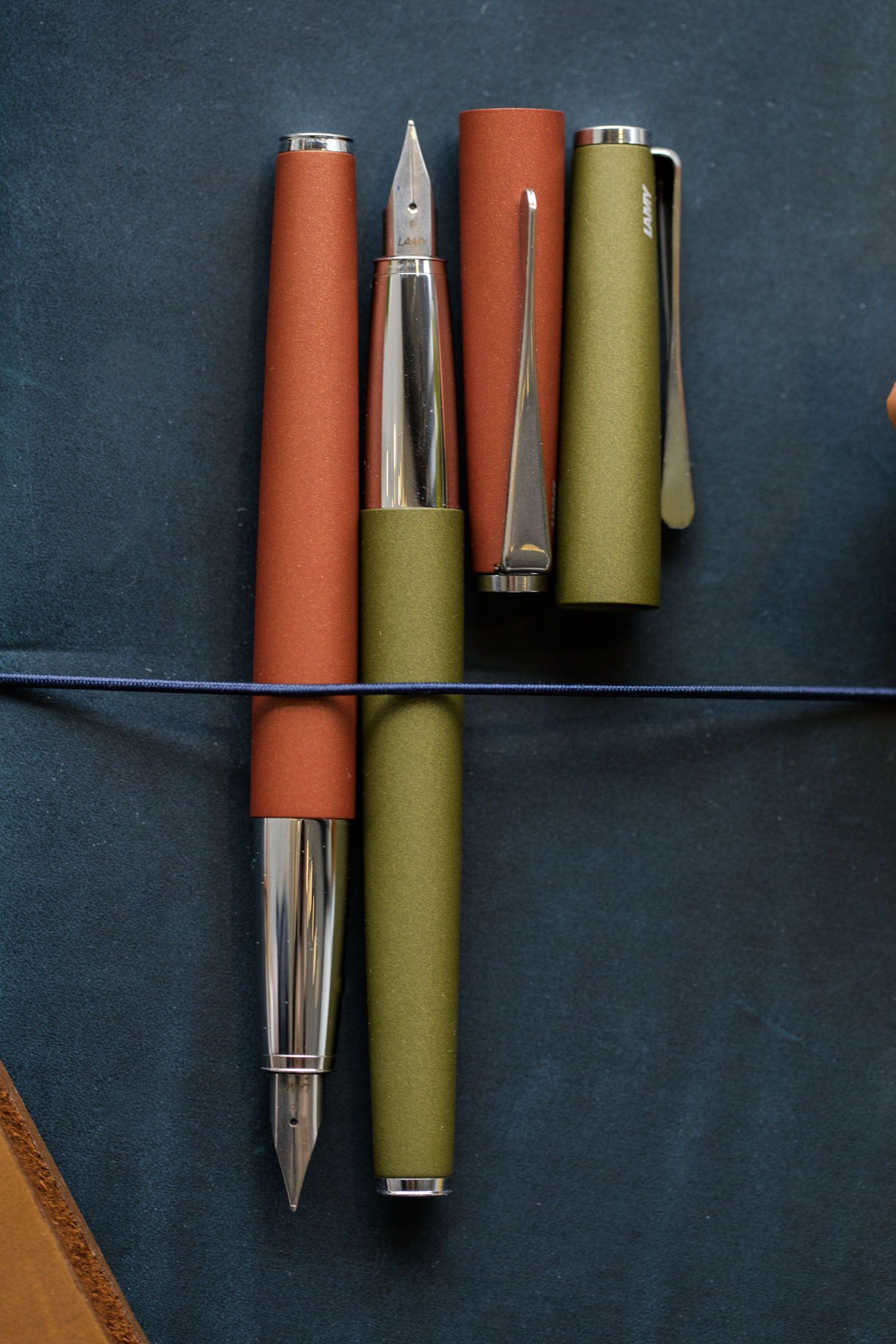 Lamy Studio Terracotta Rollerball Pen