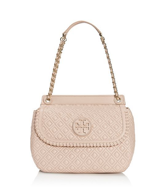 Tory Burch Marion Quilted Saddle Bag   Women s Top Handles   Shoulder Bags a48faf23f710b