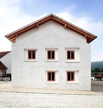 bauprojekt b rgerhaus blaibach inspiration und kontakte. Black Bedroom Furniture Sets. Home Design Ideas