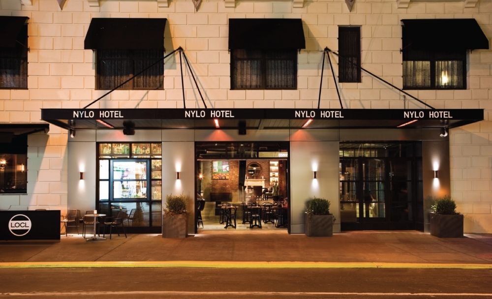 New York City - Exterior LOCL Bar  - New York City - Exterior LOCL Bar