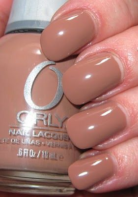 Orly - Coffee Break is a neutral taupe creme with no grey undertones. It's actually more of a dark beige and does remind me of coffee with cream!