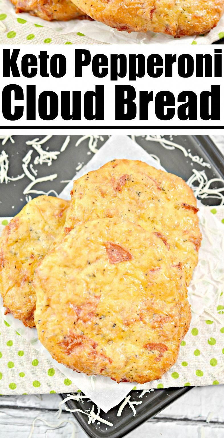 Keto Cloud Bread Recipe