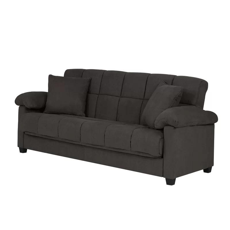 "Minter 89"" Pillow Top Arm Sofa Bed Sofa, Sofa bed"