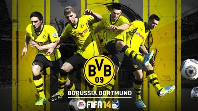 Borussia Dortmund FIFA 14 Wallpaper - EA News