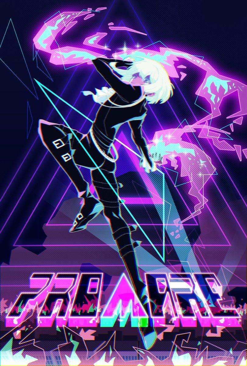 Lio Fotia Promare Anime Wallpaper Art Anime
