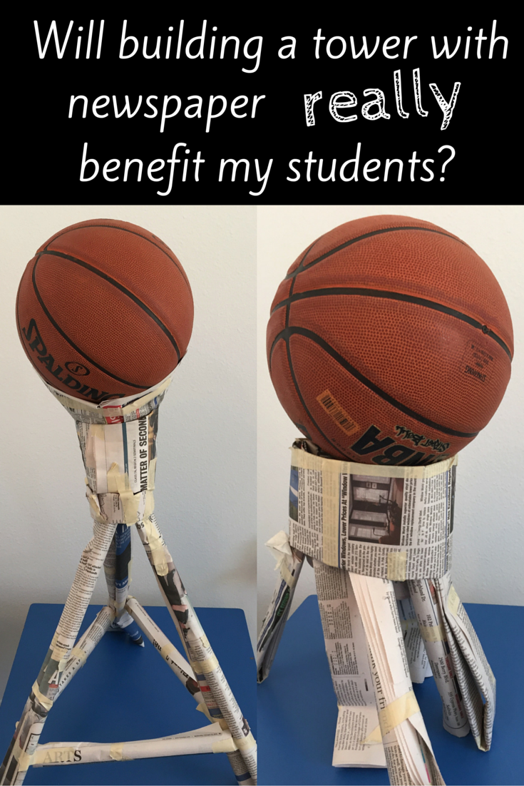 Awesome STEM Engineering Project With Basic Household Materials Fun Way For Kids To Practice Essential Science Skills Measurement Creating A Hypothesis