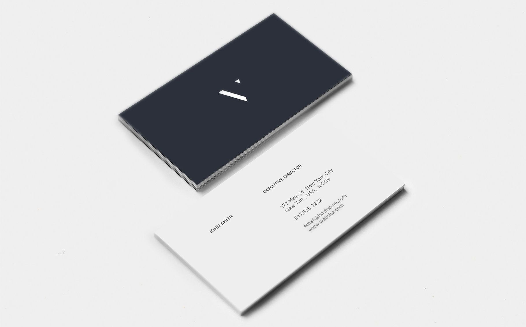 Classic Business Cards Corporate Identity Template Business Card Design Minimal Classic Business Card Business Card Design Inspiration