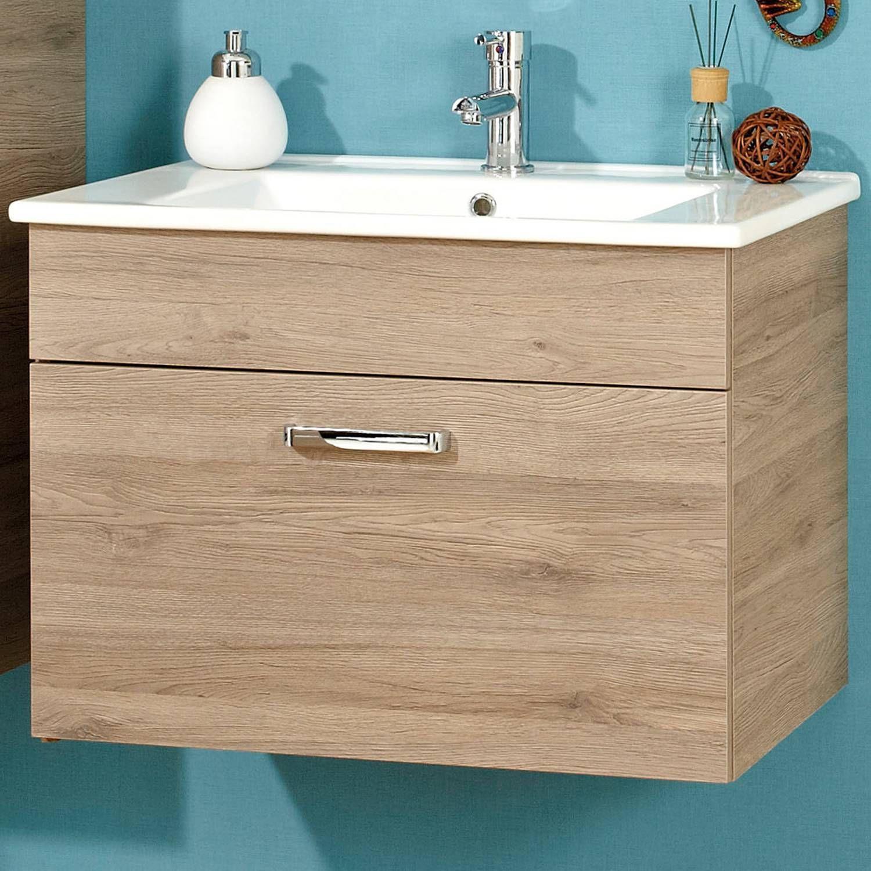 Hochschrank Badezimmer Schmal Badmobel Weiss Hochglanz 80 Cm Badezimmermobel Set Gunstig Online Kaufen Badmo Waschbecken Waschtisch Badezimmer Waschtische