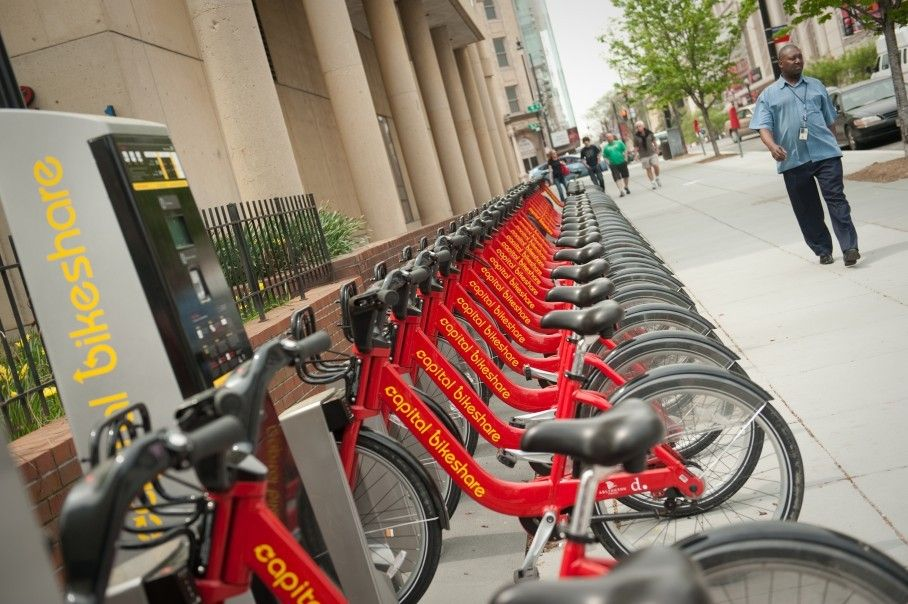 College park to launch its own bike rental service after
