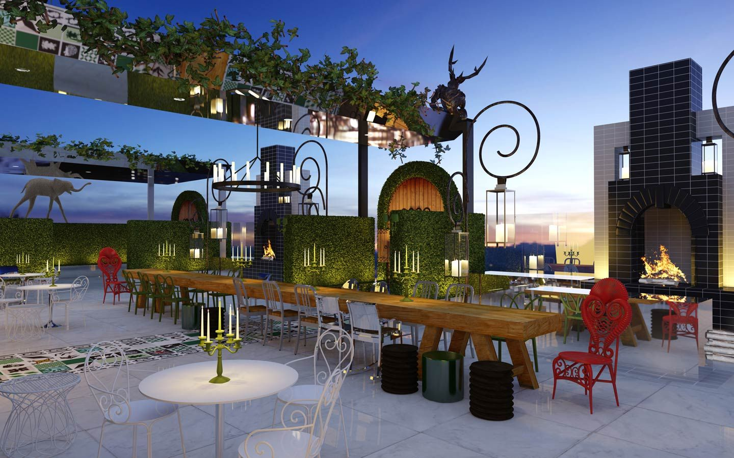 A new vision for residential living with YOO inspired by ... on New Vision Outdoor Living id=23595