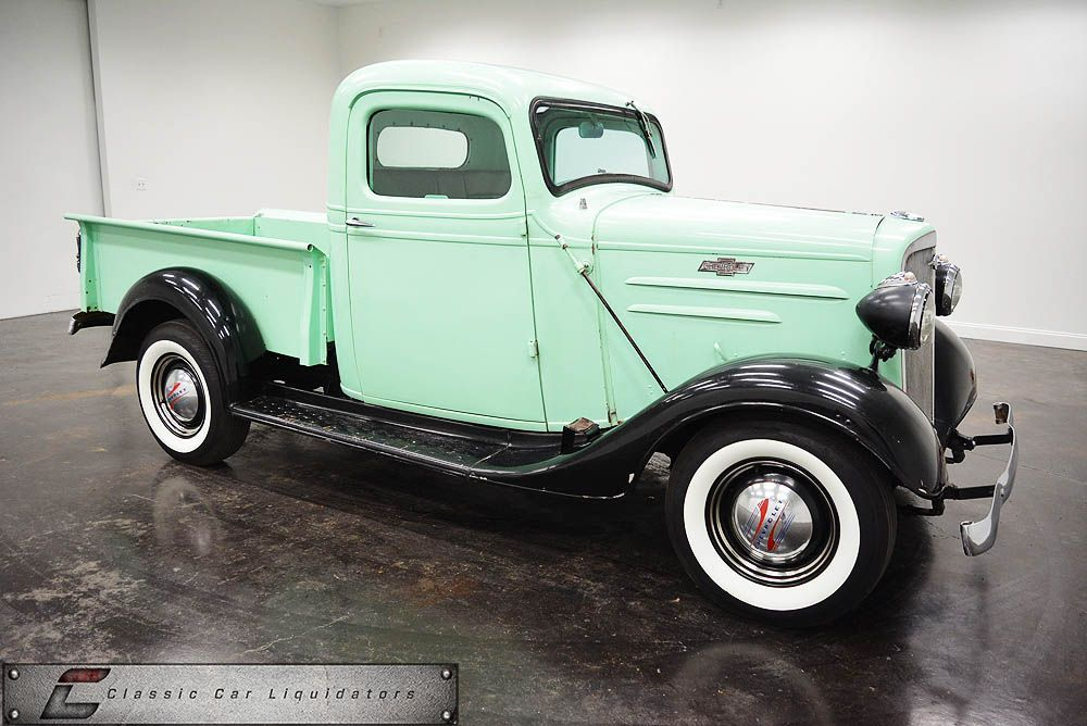 1936 Chevrolet Other Pickups - Classic Car Liquidators | For C ...
