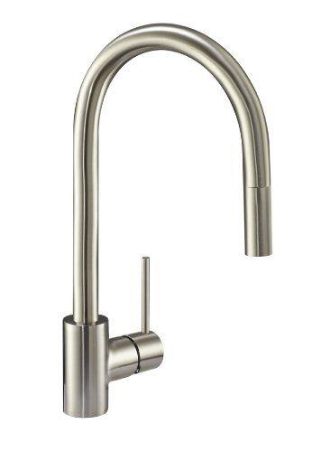 danze dh450177ss citron single handle pull down kitchen faucet rh pinterest com