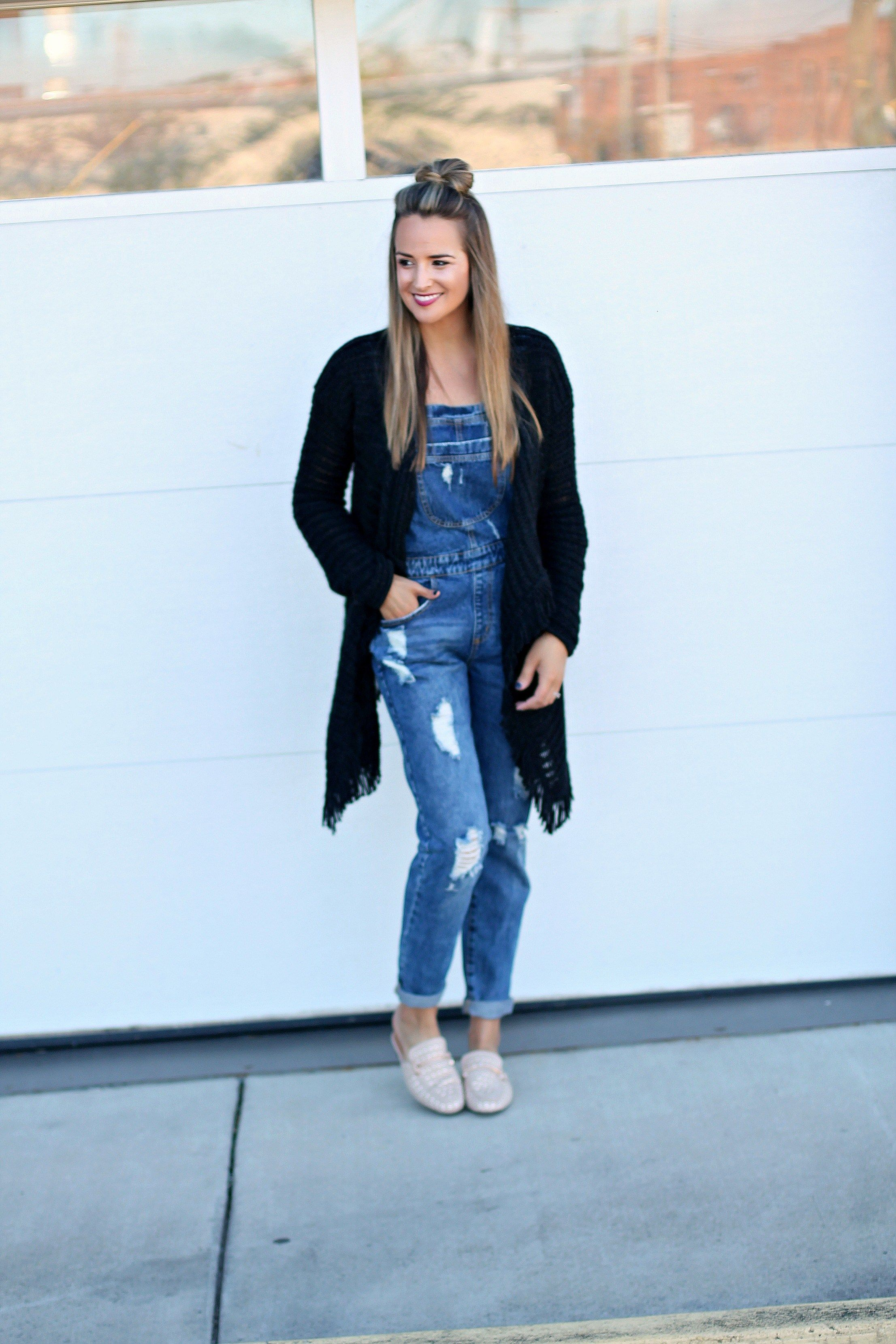 f320379dc3 Garnet Hill Sweater + Overalls  LexWhatWear  styleblog  style  fashion   ootd  outfitideas  styleinspiration  outfidguide  fallfashion  fallstyle    ...