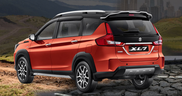 2020 suzuki xl7 launched in indonesia seven seater suv 1 5l 105 ps 138 nm priced from rm70k rm81k in 2020 seven seater suv suzuki suv seven seater suv 1 5l 105 ps 138 nm