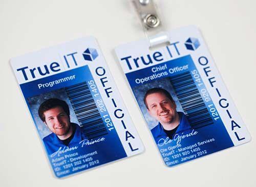 custom id badges | identification badges no setup fee | badge