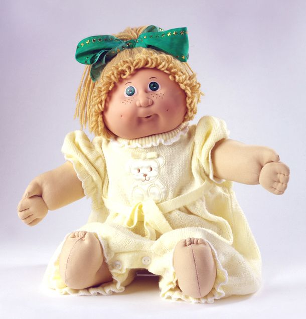 The 10 Absolute Best Girl Toy Lines Of The 80s Cabbage Patch Kids Patch Kids Cabbage Patch Dolls