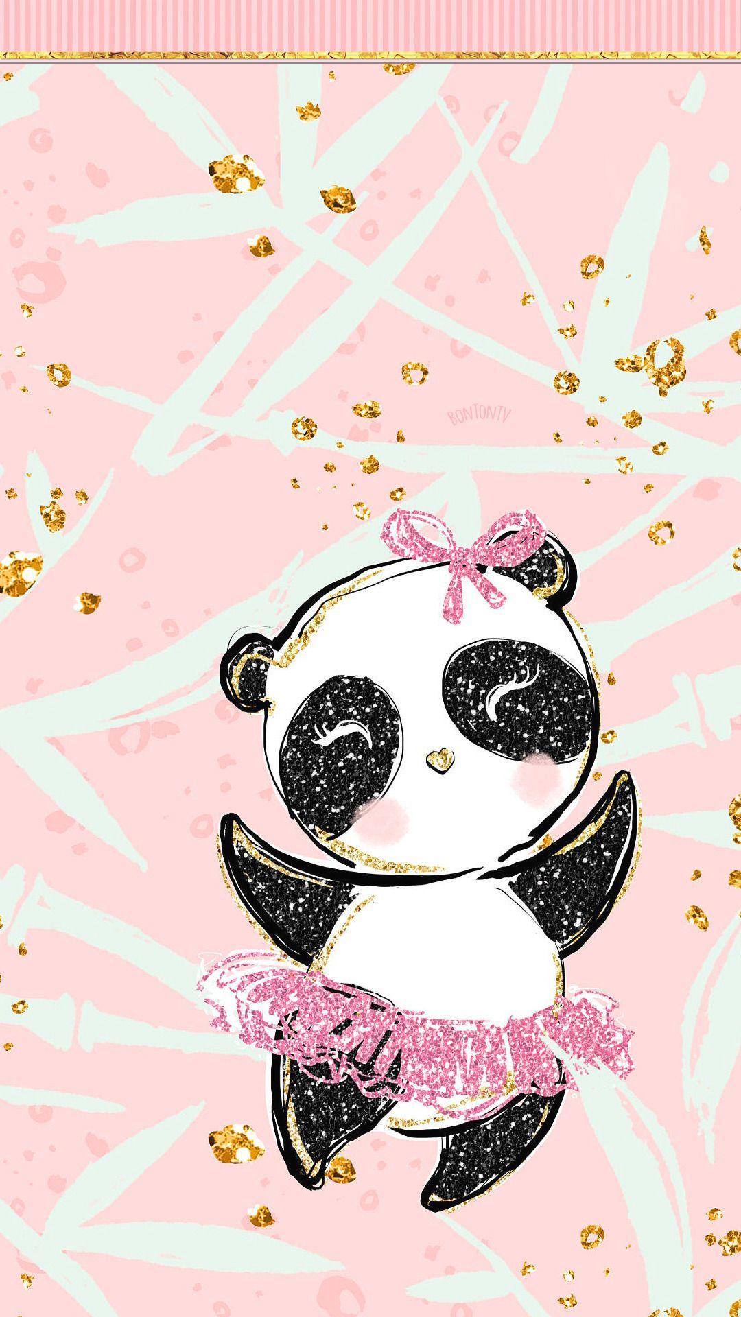 Cute Panda Wallpaper Mobile Best Hd Wallpapers Cute Panda Wallpaper Panda Background Cute Panda Cartoon