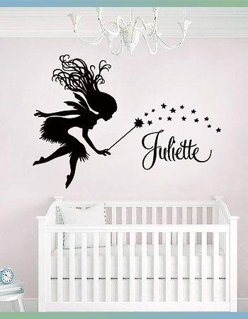 Stickers Pour Illuminer La Chambre De Votre Fille Bienvenue Dans L