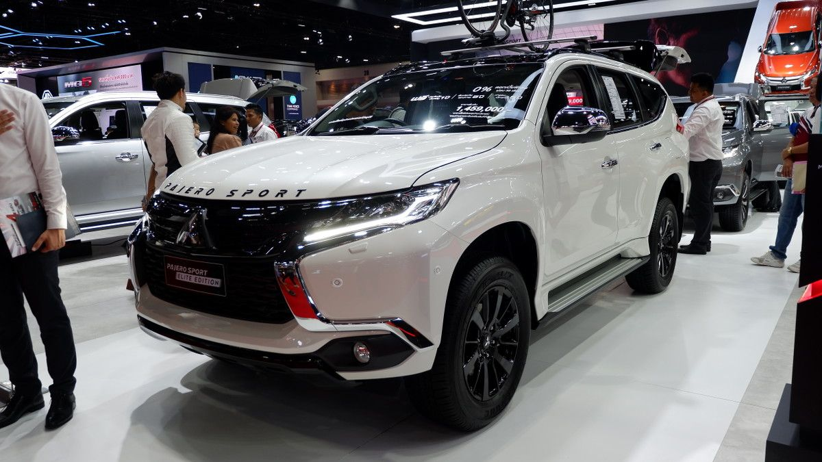 The Best Review Mitsubishi Pajero Sport 2019 Philippines And Images And Review Di 2020