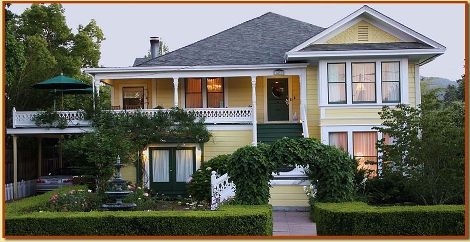 Bed And Breakfast vacation rental in St. Helena from VRBO
